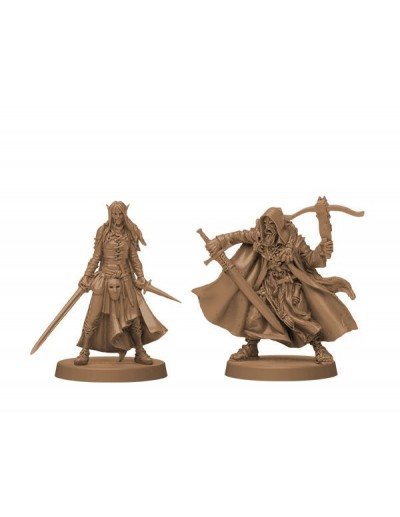 WULFBURG - ZOMBICIDE BLACK PLAGUE