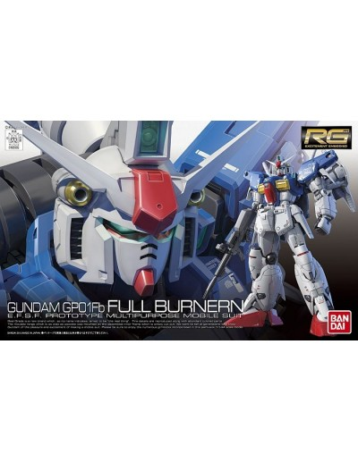 1/144 RG GP01Fb FULL BURNERN