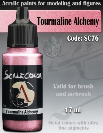SC-76 TOURMALINE ALCHEMY