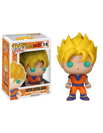 POP! GOKU SUPER SAIYAN - DRAGON BALL Z