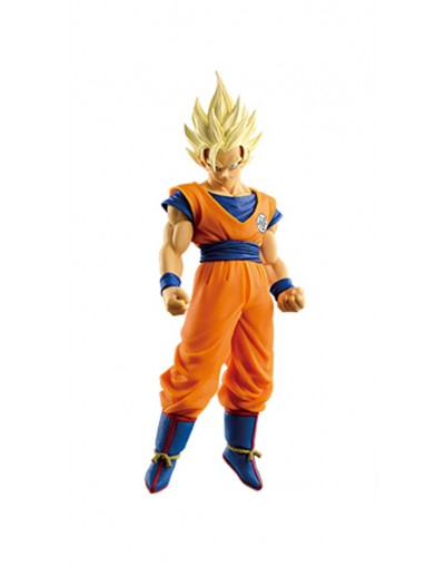 DRAGONBALL SUPER - SCultures Big Budoukai 6 vol.2 Figure - Super Saiyan 2 Goku