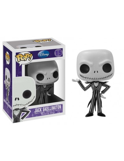 POP! DISNEY: NIGHTMARE BEFORE CHRISTMAS - JACK SKELLINGTON