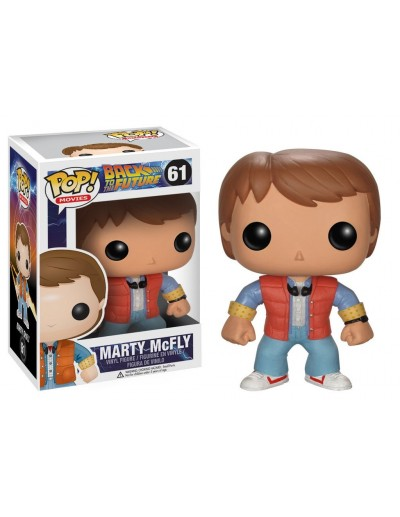 POP! BACK TO THE FUTURE - MARTY McFLY 62