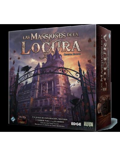 LAS MANSIONES DE LA LOCURA 2ª ED.
