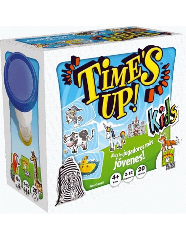 TIME'S UP KIDS 1