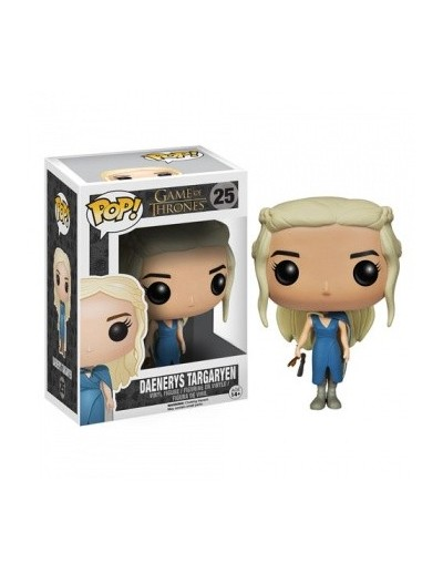 POP! GAME OF THRONES - DAENERYS IN BLUE DRESS
