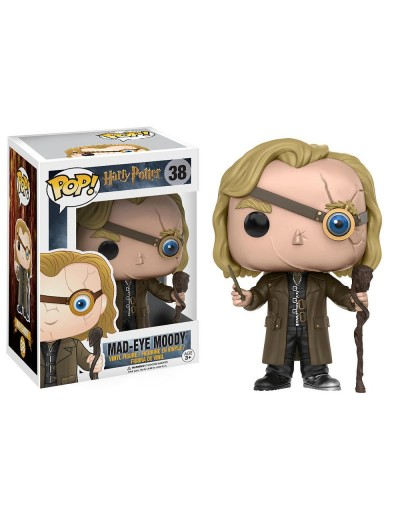 POP! HARRY POTTER - MAD EYE MOODY