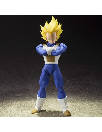 DRAGON BALL Z SUPER SAIYAN VEGETA S.H FIGUARTS