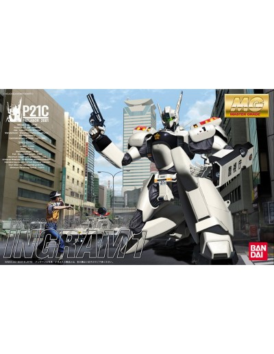 MG 1/35 PATLABOR SINOHARA AV-98 - INGRAM 1