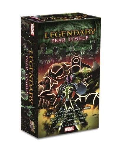 LEGENDARY FEAR ITSELF