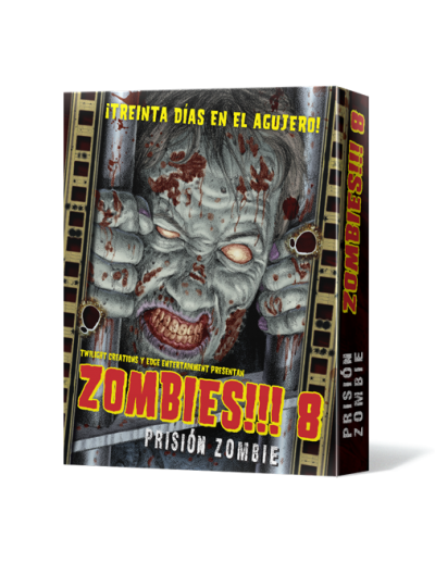 ZOMBIES!!! 8: PRISION ZOMBIE