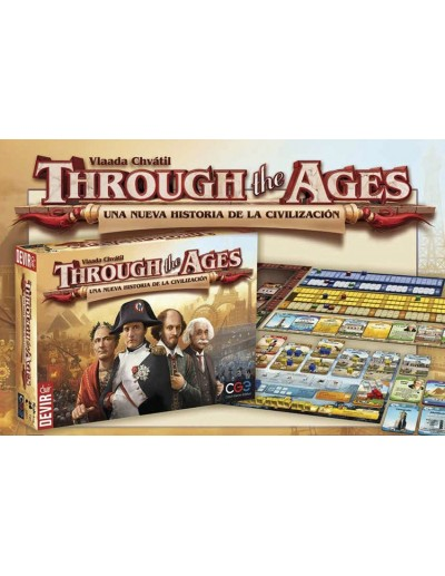THROUGH THE AGES - SEGUNDA EDICION