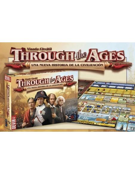 THROUGH THE AGES - SEGUNDA EDICION