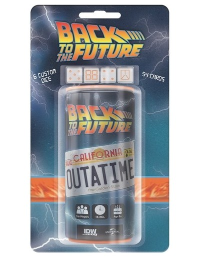 BACK T THE FUTURE - OUTATIME