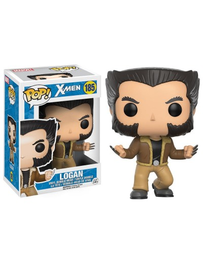POP! MARVEL X-MEN - LOGAN