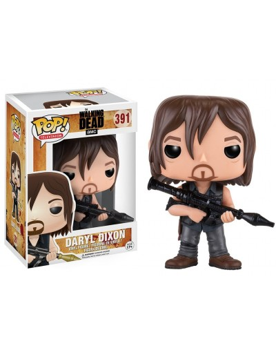 POP! THE WALKING DEAD: DARYL DIXON (With Rocket Launcher)