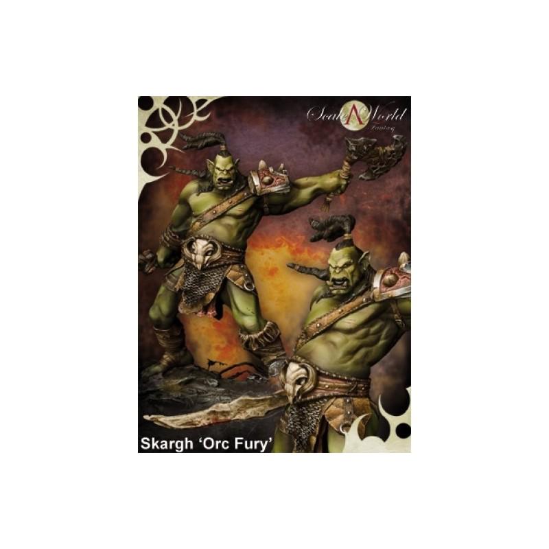 SKARGH ORC FURY