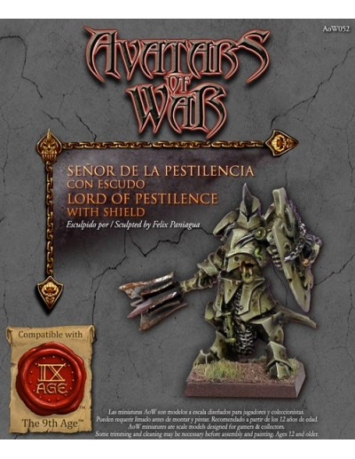 AVATARS OF WAR - LORD OF PESTILENCE