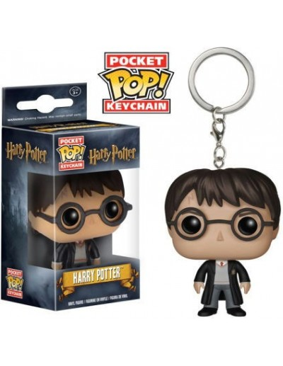 POCKET POP! LLAVERO: HARRY POTTER - HARRY