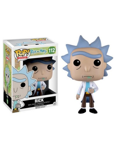 POP! ANIMATION: RICK Y MORTY - RICK
