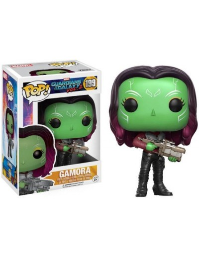 POP! MARVEL: GUARDIANS OF THE GALAXY 2 - GAMORA