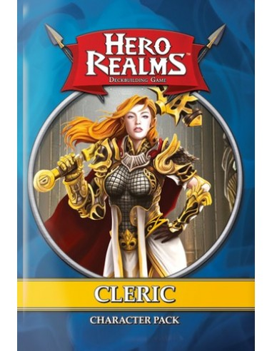 HERO REALMS: CHARACTER PACK CLERIC
