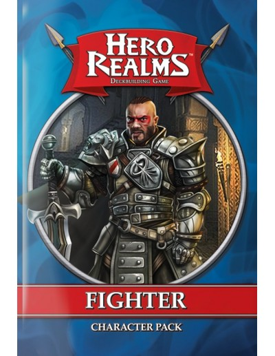 HERO REALMS: CHARACTER PACK FIGHTER