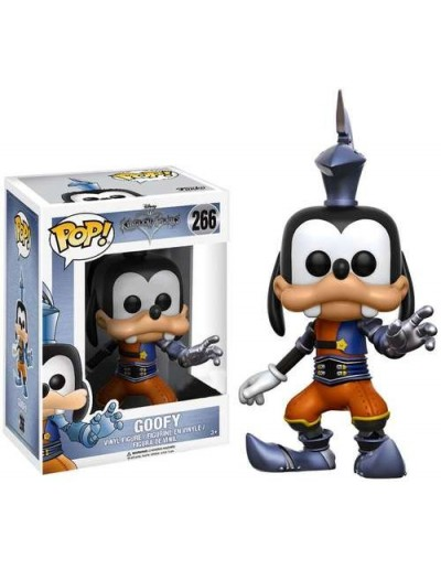 POP! DISNEY - KINGDOM HEARTS GOOFY ARMORED