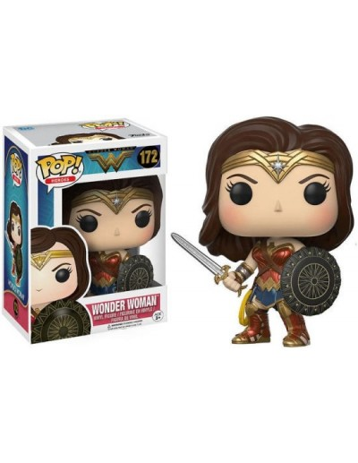 POP! MOVIES DC - WONDER WOMAN