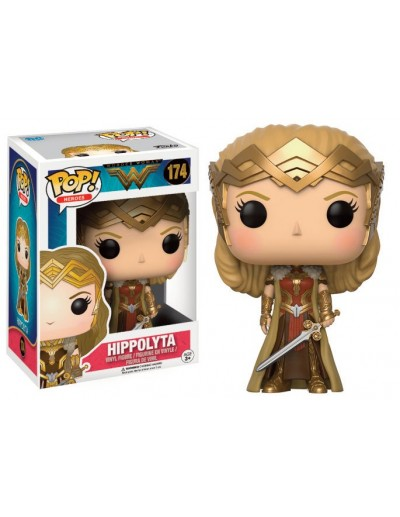 POP! MOVIES DC WONDER WOMAN - HIPPOLYTA