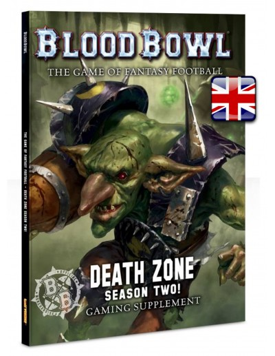 DEATH ZONE : SEASON TWO - INGLES