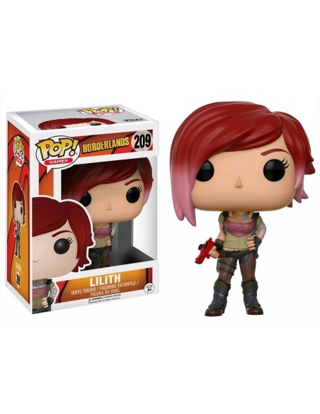 POP! BORDERLANDS - LILITH