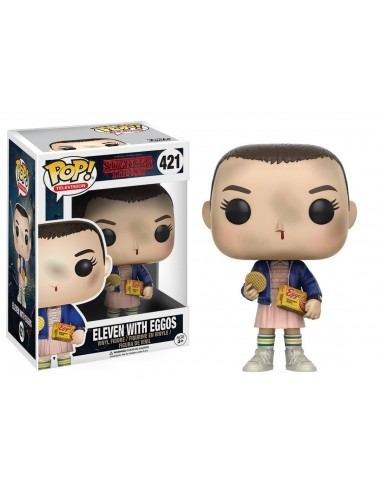 POP! STRANGER THINGS - ELEVEN WITH EGGOS
