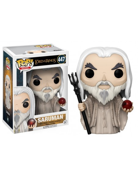 POP! LORD OF THE RINGS - SARUMAN