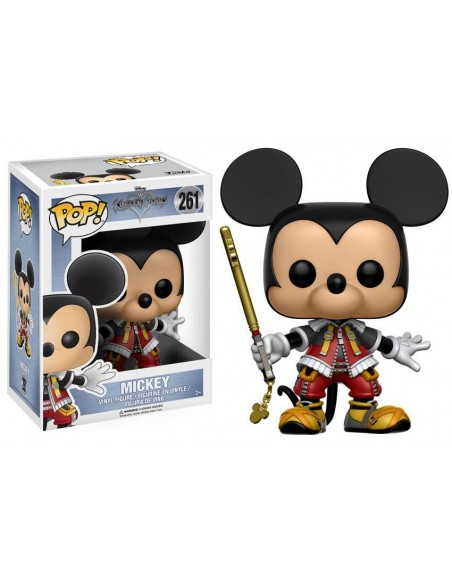 POP! DISNEY KINGDOM HEARTS - MICKEY