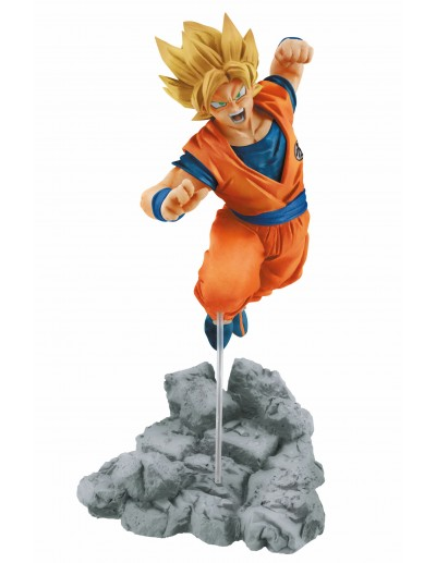 DRAGON BALL SUPER SOUL SUPER SAIYAN SON GOKU