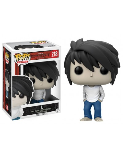 POP! DEATH NOTE: L