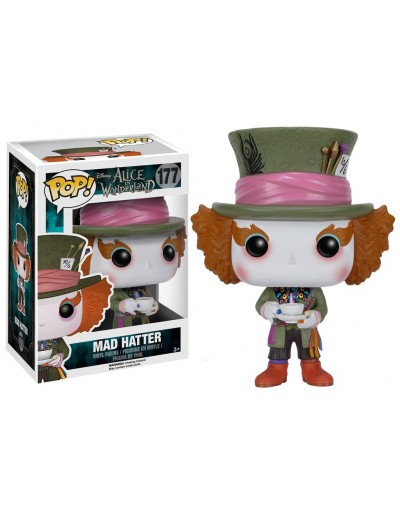 POP! DISNEY: ALICE IN WONDERLAND - MAD HATTER