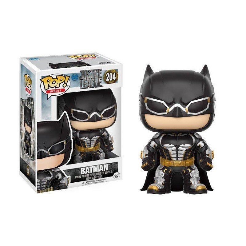 POP! JUSTICE LEAGUE - BATMAN