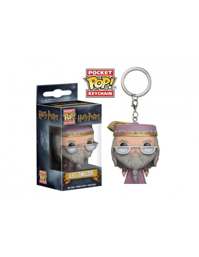 POCKET POP! LLAVERO: DUMBLEDORE