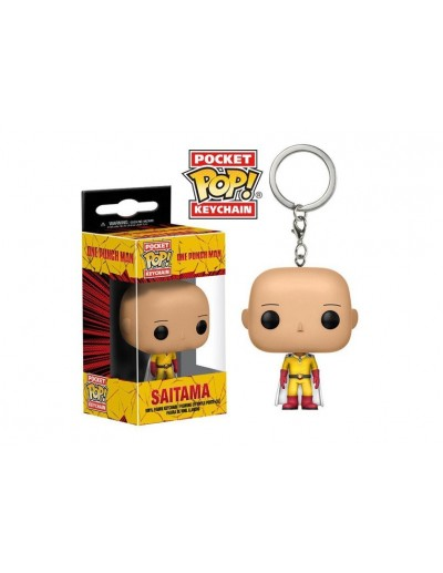 POCKET POP! LLAVERO ONE PUNCH MAN SAITAMA