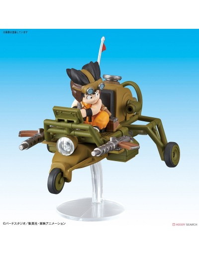 DRAGON BALL MECHA COLLECTION VOL. 4 SON GOKU´S JET BUGGY