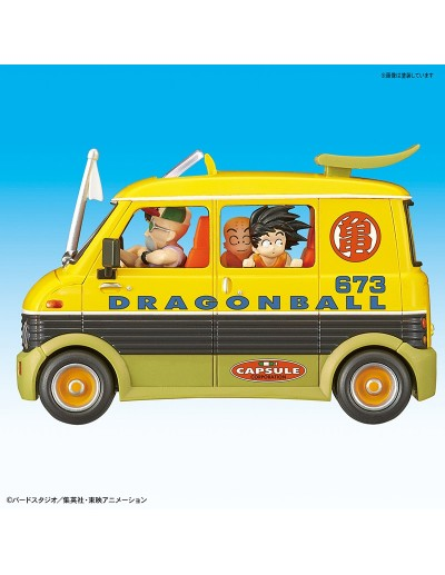 DRAGON BALL MECHA COLLECTION VOL. 7 MASTER ROSHI´S WAGON