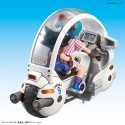 DRAGON BALL MECHA COLLECTION VOL. 1 BULMA´S CAPSULE Nº 9 MOTORCYCLE