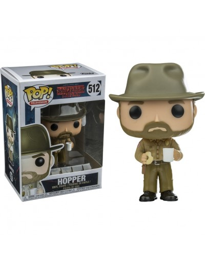 POP! STRANGER THINGS - HOPPER