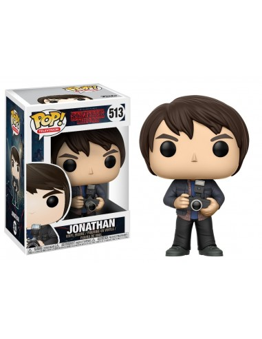 POP! STRANGER THINGS - JONATHAN