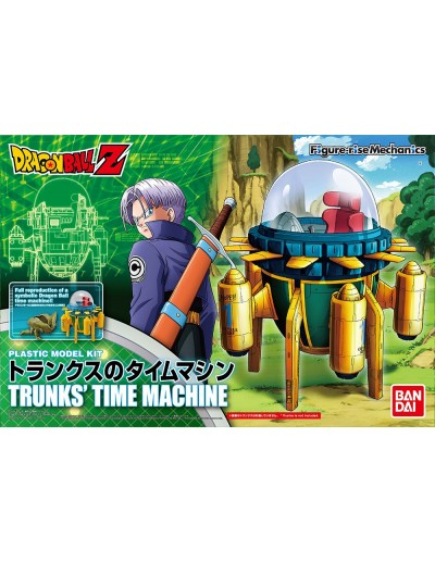 DRAGON BALL Z - FIGURE RISE TRUNK´S TIME MACHINE