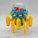 DRAGON BALL Z - FIGURE RISE TRUNK´S TIME MACHINE