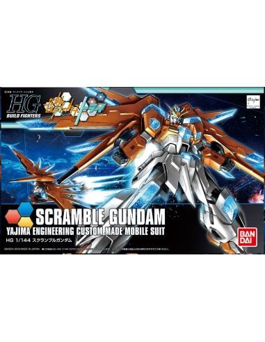 1/144 HGBF GUNDAM SCRAMBLE