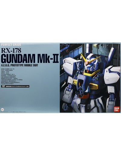 1/60 PG GUNDAM RX-178 MK II A.E.U.G. WHITE